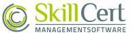 SkillCert® Managementsoftware