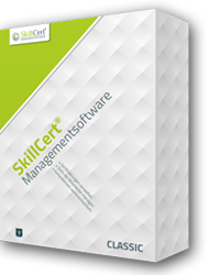 Box-Version der SkillCert Managementsoftware