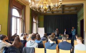 Unternehmergespraech Thomasschule Leipzig